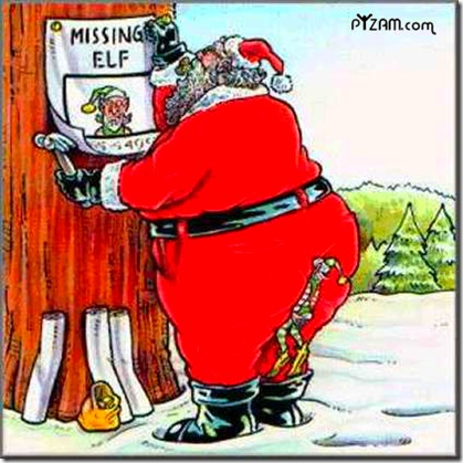 chi ha visto il mio elfo?