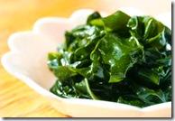 wakame (le alghe giapponesi nella borsa)