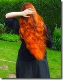 ...quella ragazza dal capello rosso fuoco così allegra e solare...