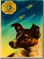 Laika, il primo essere vivente ad aver visitato (suo malgrado) lo spazio