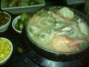 Guppy House Seafood Udon