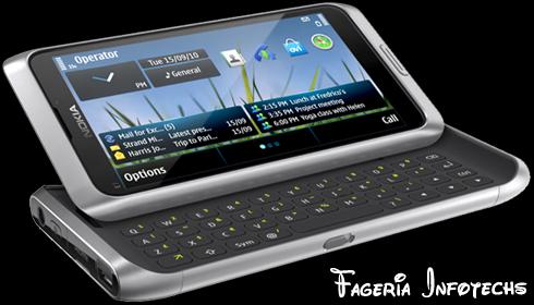 Nokia E-7