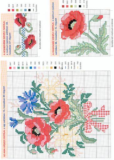 Guardas y detalles con flores 12143050