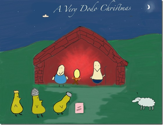 dodo christmas2