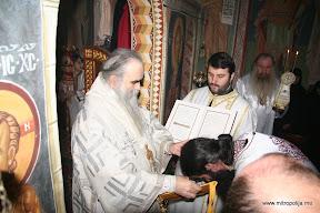 Fotografije sa Svete Liturgije u Manastiru Podmaine u Budvi