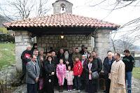 Fotografije iz Dobrske celije i monasenja u Rustovu
