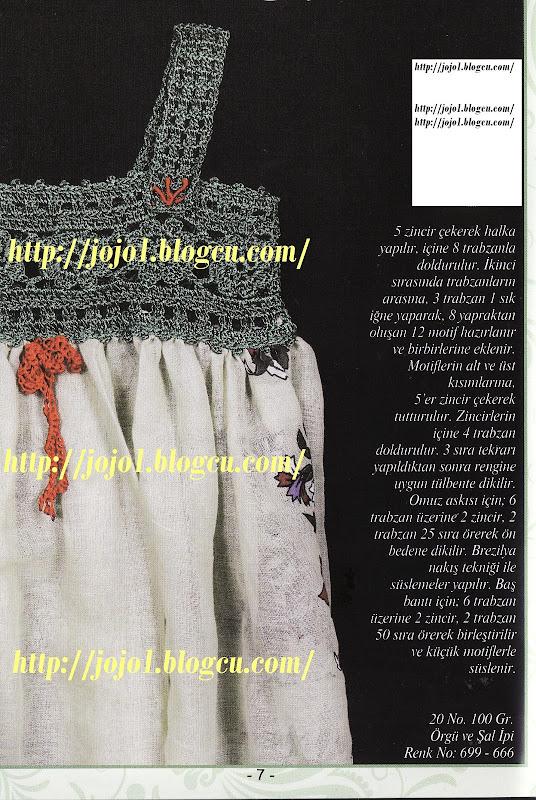 IMG 0008 tülbentten çocuk elbise yapımı