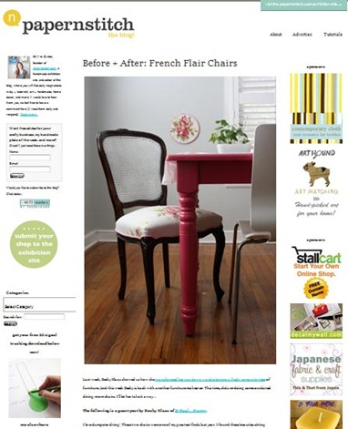 papernstitch_dining chairs