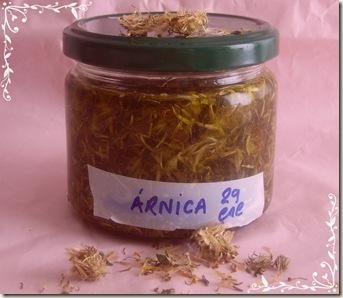 oleato arnica