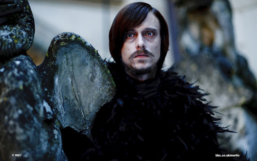 Mackenzie Crook is Cedric
