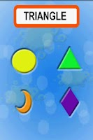 Screenshot of LilQuiz:Shapes