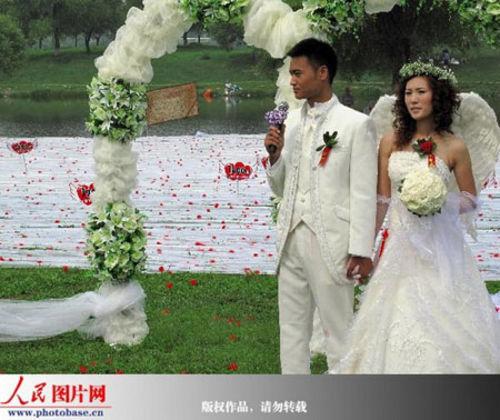 El vestido de novia mas largo del mundo