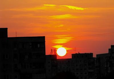 APUS de soare - sunset