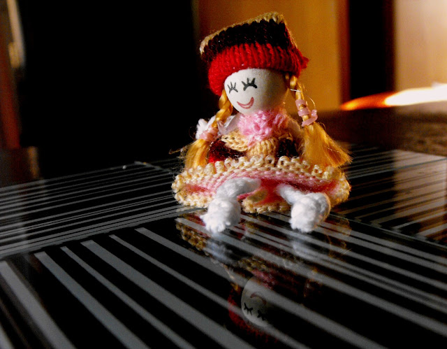 papusa - doll