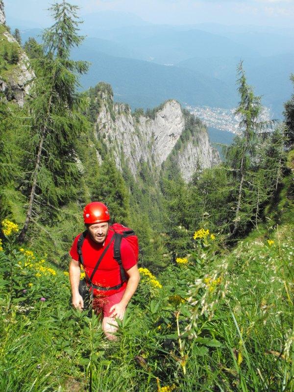 Bucegi - vale alpina