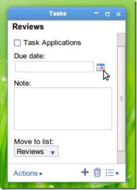 google tasks advance