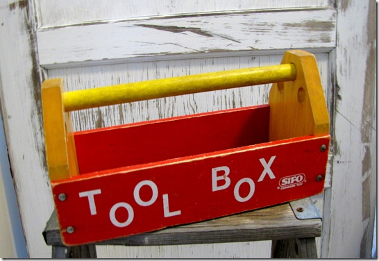 toolbox before