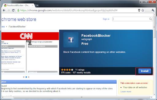 FacebookBlocker
