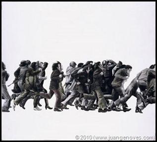 gente corriendo_juan genovés