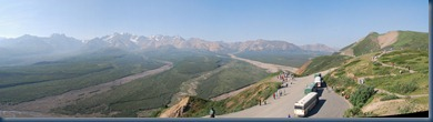Polychrome Pass Panorama