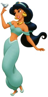 disney princess jasmine skinny