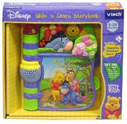 vtech slide and learn disney