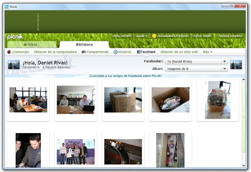 greenshot 2010 04 12 10 42 20 Edita tus fotos de Facebook desde Picnik