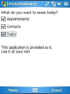 PocketOutlook%20Eraser%201.1 1 ¿Contactos duplicados en Windows Mobile?