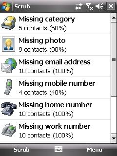 Scrub%201.0 1 ¿Contactos duplicados en Windows Mobile?