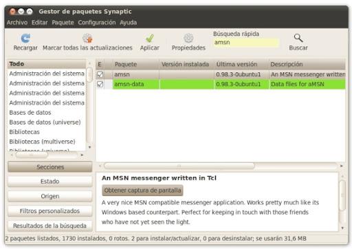 syn3 Cinco formas de instalar programas en Ubuntu