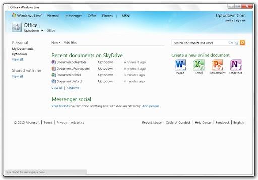 1 Office Web Apps: el nuevo Office Online ya está disponible de forma gratuita