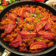 Pierre's Spanish Rice