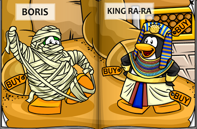For the golden puffle is back at the stage cheats and script
