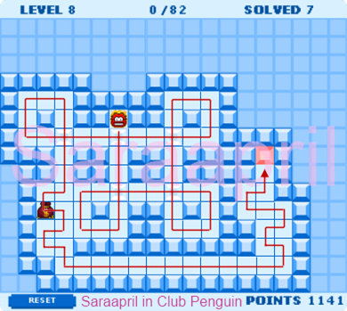 Thin Ice Level 8 :)