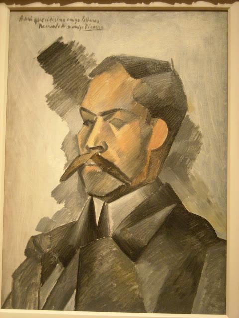 Pablo Picasso (Primeras pinturas de 1895 a 1909)