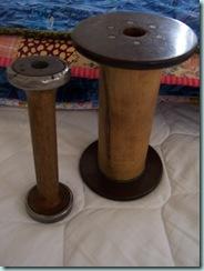 Old spools
