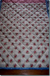 quilted fabric BK