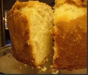 Nells cold oven pound cake 001