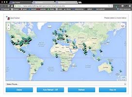 Screenshot of Gps Tracker