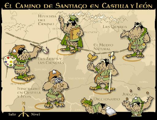 CAMINO DE SANTIAGO PARA NIÑOS – APRENDER DEL CAMINO DE SANTIAGO