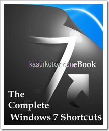 Download eBook Lengkap Untuk Shortcut Windows 7