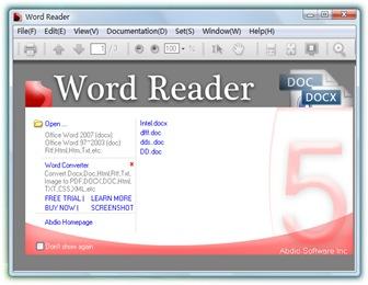 Alternatif Lain Untuk Membuka File Microsof Office Word