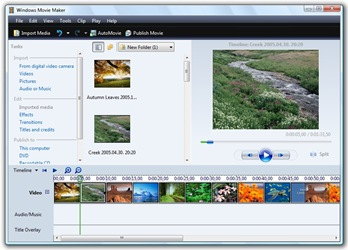 Windows Movie Maker untuk Windows 7 dan Vista