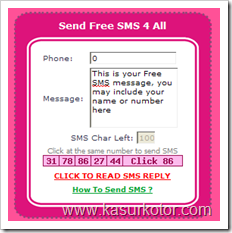 sms gratis 2