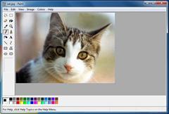 Mengembalikan Tampilan Ms Paint Windows 7 Ke Xp
