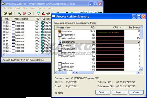 Cari Tahu Aplikasi yang Mengkonsumsi Memory dan CPU Lebih Banyak di Wiwndos