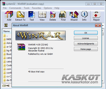 Download Winrar 4 Versi Final