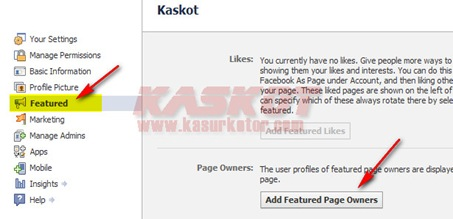 kaskot -  featured fan page