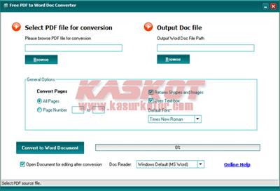 HelloPDF - PDF to Word Converter Gratis