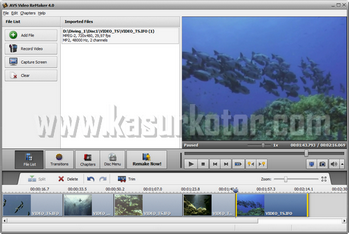 AVS Video ReMaker, Edit Video Tanpa Convert